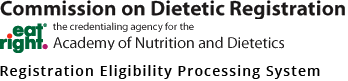 Commission on Dietetic Registration